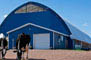 Fabric buildings as a livestock buildings